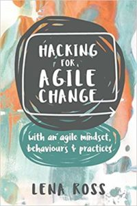 Book Cover: Book: Hacking for Agile Change