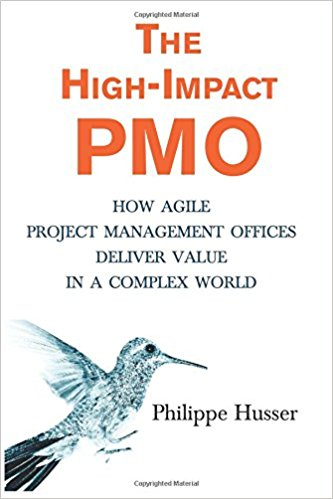 Book Cover: Book: The High-Impact PMO
