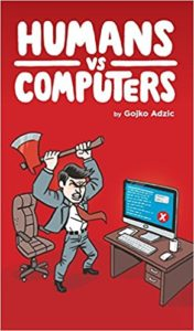 Book Cover: Book: Humans Vs Computers