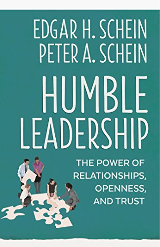 Book Cover: Book: Humble Leadership