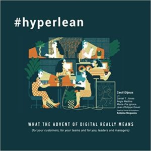 Book Cover: Book: #hyperlean
