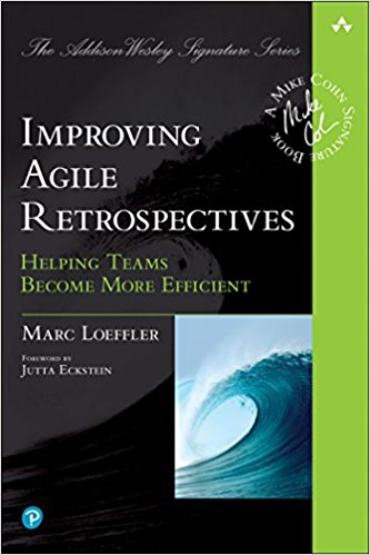 Book Cover: Book: Improving Agile Retrospectives