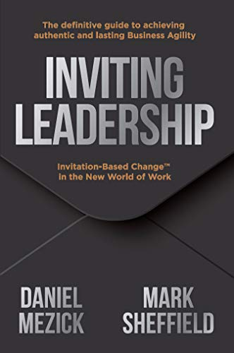 Book Cover: Book: Invitation Leadership