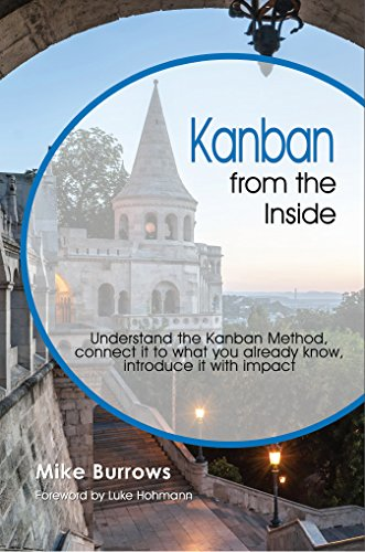 Book Cover: Book: Kanban from the Inside