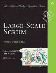 Book Cover: Book: Large-Scale Scrum: More with LeSS