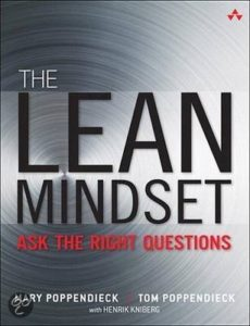 Book Cover: Book: The Lean Mindset: Ask the Right Questions