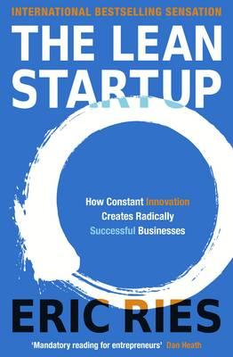 Book Cover: Book: The Lean Startup