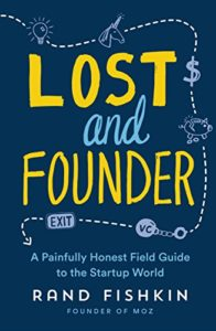 Book Cover: Book: Lost and Founder