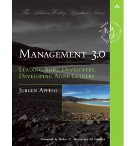 Book Cover: Book: Management 3.0: Leading Agile Developers, Developing Agile Leaders