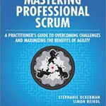 Book: Mastering Professional Scrum