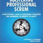 Book: Mastering Professional Scrum