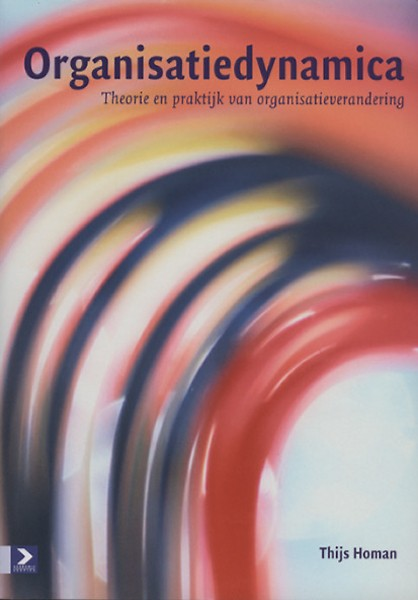 Book Cover: Boek: Organisatiedynamica - Theorie en praktijk van organisatieverandering