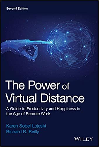 Book Cover: Book: The Power of Virtual Distance