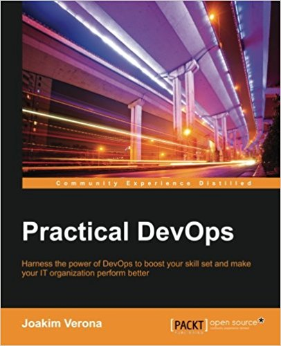 Book: Practical DevOps