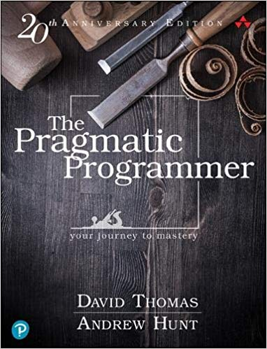Book Cover: Book: The Pragmatic Programmer - 20th Anniversary Edition