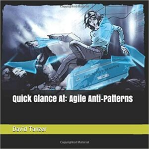 Book Cover: Book: Quick Glance At: Agile Anti-Patterns