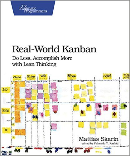 Book Cover: Book: Real-World Kanban