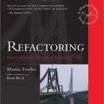 Book: Refactoring