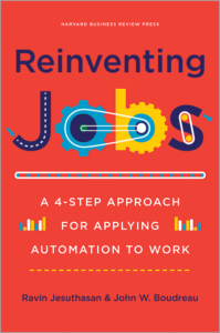 Book Cover: Book: Reinventing Jobs