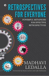 Book Cover: Book: Retrospectives for everyone