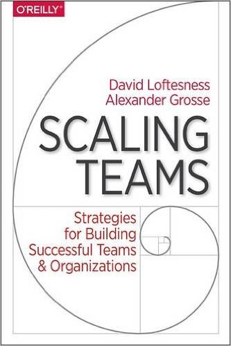 Book Cover: Book: Scaling Teams