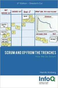 Book Cover: Book: Scrum and XP from the Trenches