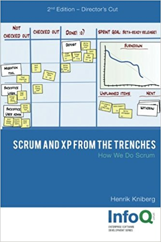 Book: Scrum and XP from the Trenches