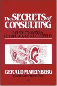 Book Cover: Book: The Secrets of Consulting