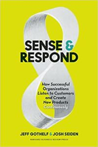 Book Cover: Book: Sense and Respond