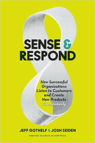 Summary of Sense and Respond in 15 Tweets
