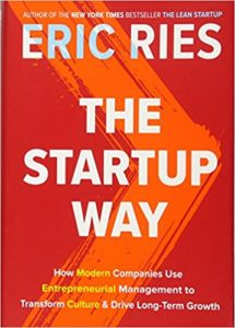 Book Cover: Book: The Startup Way