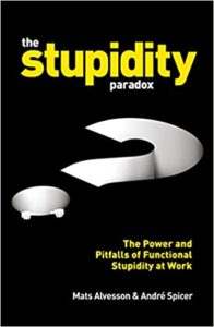 Book Cover: Book: The Stupidity Paradox