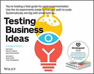Book Testing Business Ideas