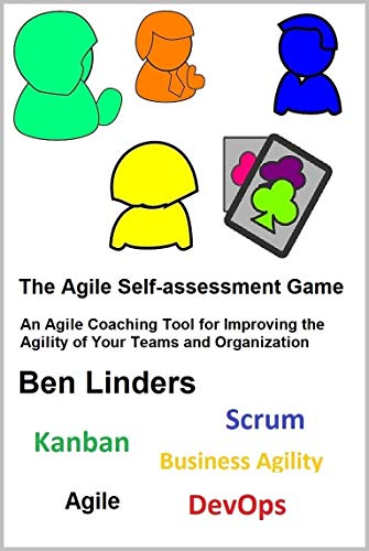 Book Cover: Book: The Agile Self-assessment Game