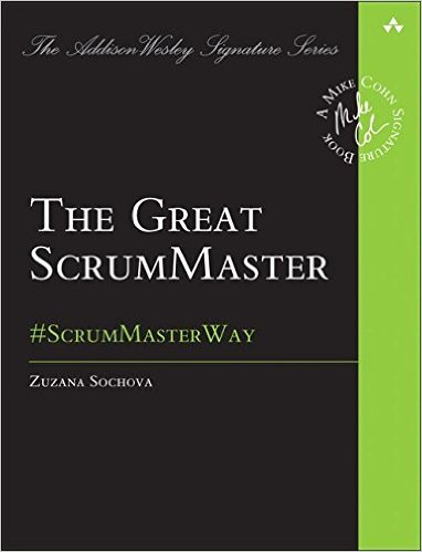 Summary of The Great ScrumMaster in 15 Tweets