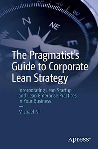 Book Cover: Book: The Pragmatist's Guide to Corporate Lean Strategy