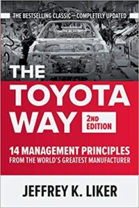 Book Cover: Book: The Toyota Way, Second Edition
