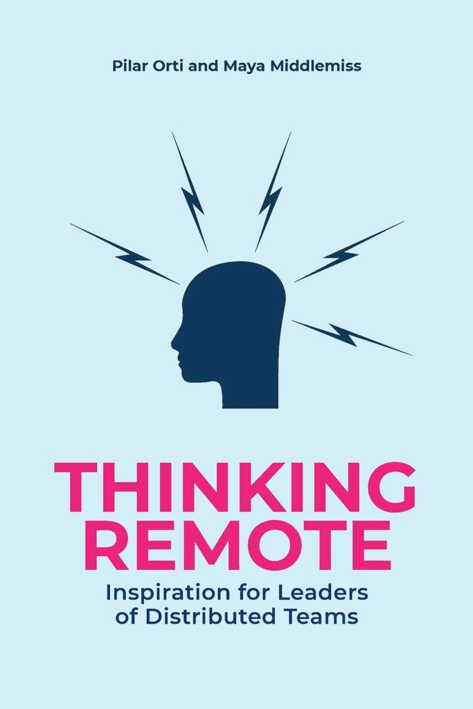 Book Cover: Book: Thinking Remote