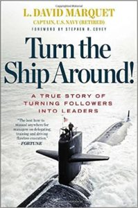 Book Cover: Book: Turn the Ship Around!