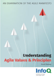 Book Cover: Book: Understanding Agile Values & Principles