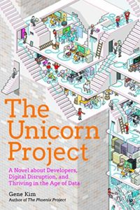 Book Cover: Book: The Unicorn Project