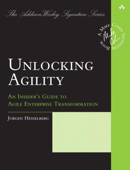 Book Cover: Book: Unlocking Agility