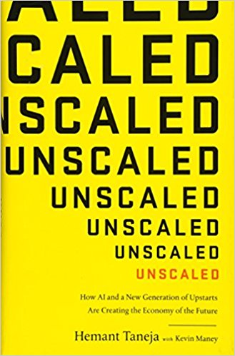 Book Cover: Book: Unscaled