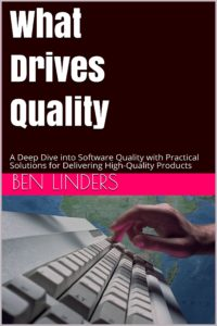 What Drives Quality: Want your Feedback!