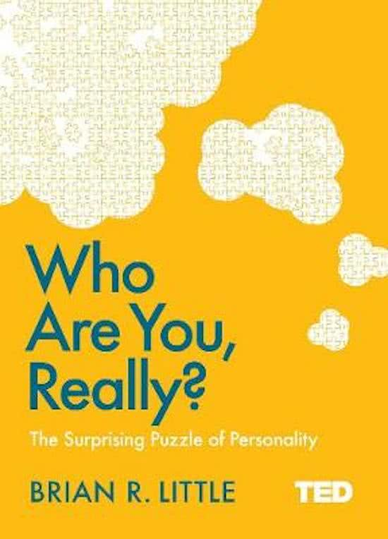 Book: Who Are You, Really?