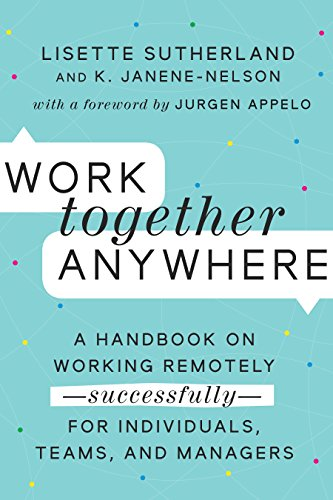 Book Cover: Book: Work Together Anywhere