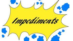 Effectief aanpakken van impediments