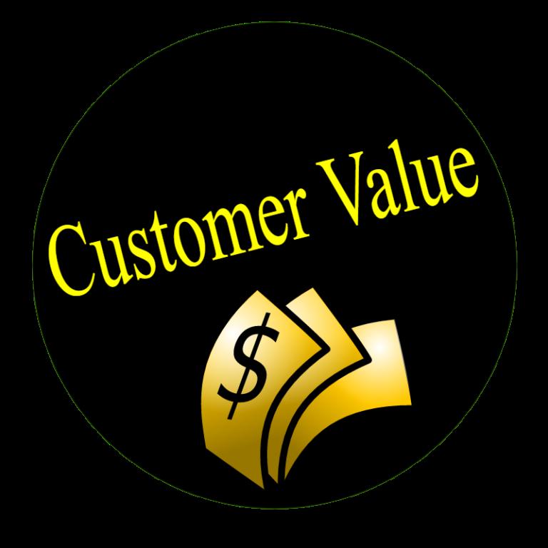 quantifying customer value