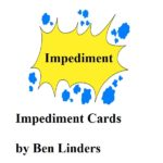 Impediment Coaching Cards