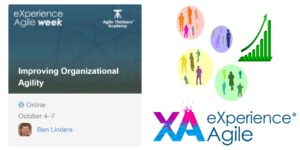 Workshop Improving Organizational Agility at XA2021